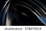 black stuff. black background.... | Shutterstock . vector #578070919