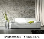 interior decoration | Shutterstock . vector #578084578