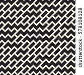 irregular maze shapes tiling...   Shutterstock .eps vector #578108128