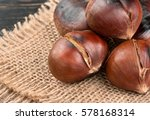 Tasty Edible Roasted Chestnuts...