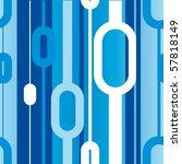 seamless retro pattern | Shutterstock .eps vector #57818149