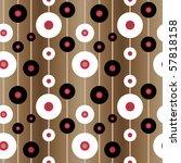 seamless vinyl records | Shutterstock .eps vector #57818158