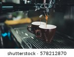 espresso shop from coffee...   Shutterstock . vector #578212870