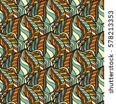seamless abstract pattern for... | Shutterstock .eps vector #578213353