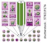infographics template  idea...