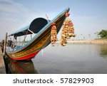 Long Tail Boat  Thailand