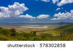 Small photo of Ngorongoro crater