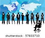 business concept | Shutterstock .eps vector #57833710
