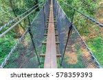 tree top walk at doi tung  ... | Shutterstock . vector #578359393