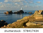 La Corbiere Lighthouse  Jersey...