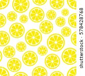 abstract lemon background | Shutterstock .eps vector #578428768