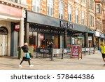 nottingham  england   february... | Shutterstock . vector #578444386