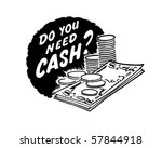 do you need cash    ad header   ...