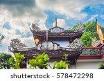 Buddhist Temple In Vietnam Nha...