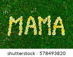 German Text Mama  Means Mom  ...