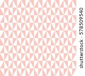 geometric pattern with pink and ...   Shutterstock . vector #578509540