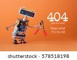 error 404 page not found page.... | Shutterstock . vector #578518198