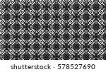 sloping melting rectangle black ... | Shutterstock . vector #578527690