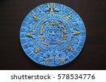 Aztec Calendar From Mexico