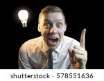idea bulb | Shutterstock . vector #578551636