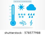 weather set icons vector eps 10 ...
