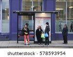 london  uk   april 22  2016 ... | Shutterstock . vector #578593954