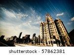 liver building during daytime | Shutterstock . vector #57862381