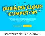 business cloud computing...