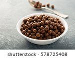 Chocolate Sweet Cold Cereals I...