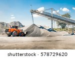 quarry stones for construction... | Shutterstock . vector #578729620