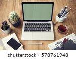 computer network connection... | Shutterstock . vector #578761948