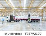 huge distribution shipping... | Shutterstock . vector #578792170