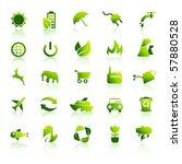 environment icons set 1