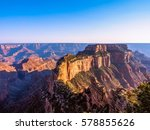 beautiful nature of grand... | Shutterstock . vector #578855626