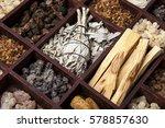 Various Kinds Of Incense  Myrr...