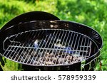 bbq party | Shutterstock . vector #578959339