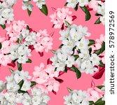 Apple Blossom Branch Flowers Cherry - Fine Art prints