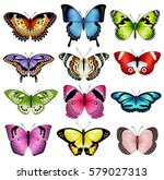 collection of original vector... | Shutterstock .eps vector #579027313