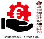 euro development service hand...   Shutterstock .eps vector #579055183