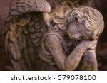Digital Art Angel Statue...