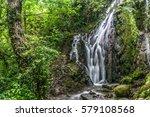 waterfall | Shutterstock . vector #579108568