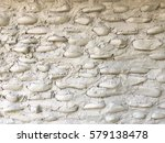 Texture Of Rustic Stone Wall...