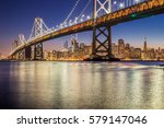 classic panoramic view of... | Shutterstock . vector #579147046