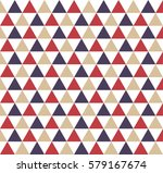 triangle pattern. trendy beauty ... | Shutterstock .eps vector #579167674