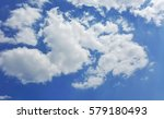 Small photo of brighter day with cloudy blue sky background