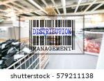 barcode of distribution... | Shutterstock . vector #579211138