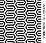 vector seamless pattern. modern ...   Shutterstock .eps vector #579226120