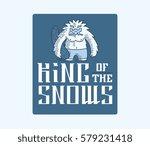 vector winter sport... | Shutterstock .eps vector #579231418