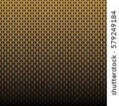 abstract geometric golden...   Shutterstock .eps vector #579249184