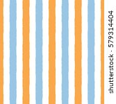 vertical stripes painted with a ... | Shutterstock .eps vector #579314404